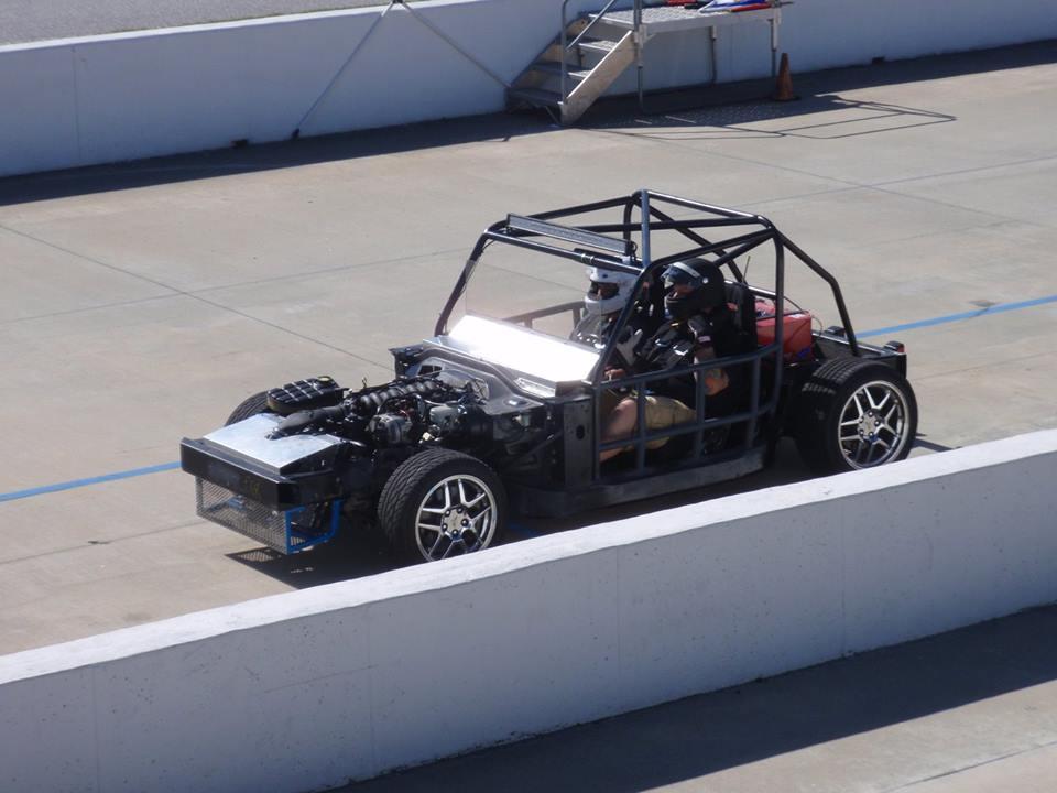 Go Karts Atlanta >> Vette Kart – Mosler Motorsports